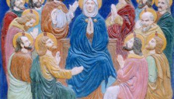 MARIA MADRE E MODELLO DELLA CHIESA SINODALE.La Pentecoste e Maria