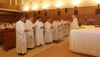 Giovedì Santo: Istituzione del Sacerdozio e dell'Eucaristia