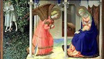 Maria Icona dell'Avvento (Matias Augé)