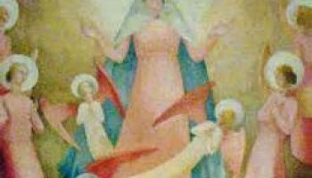 L'unione tra l'uomo e Dio · Per la festa dell'Assunzione di Maria