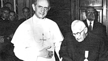26 novembre: festa del Beato don Alberione