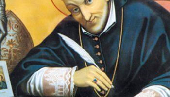 Uomo apostolico e modello di santità: Alfonso Maria de' Liguori, vescovo e dottore della Chiesa